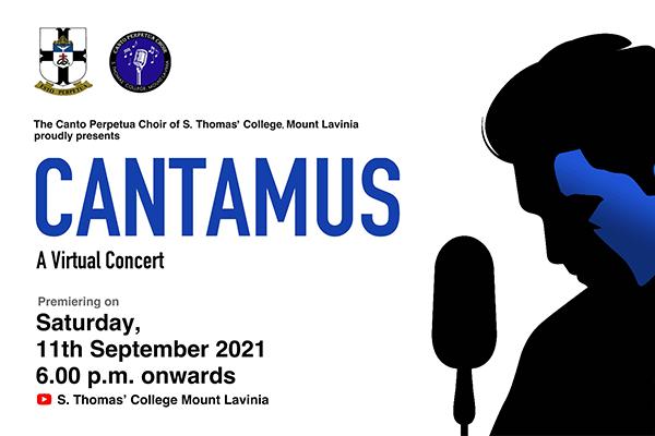 CANTAMUS   A Virtual Concert